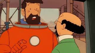 Les Aventures De Tintin - Objectif Lune (2/2)