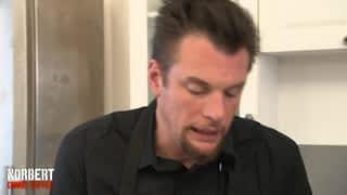 NORBERT COMMIS D'OFFICE - David et sa recette sucrée salée / Patricia et son tajine aux épices