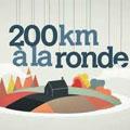 200 km à la ronde