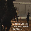 Cirque Gruss : une tradition en danger ?