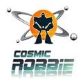 Cosmic Robbie - Game over