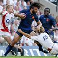 Rugby : Afrique du Sud - Samoa