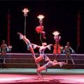 Sous les étoiles du cirque de Pékin